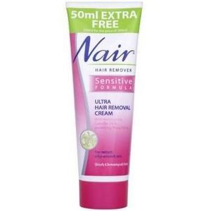 Nair Sensitive Formula Ultra Hair Removal Cream Reviews