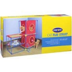 Sport Pet Cat Play Center