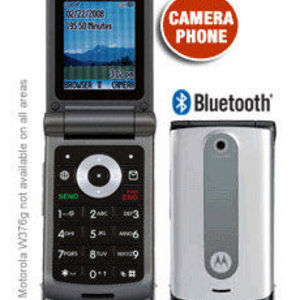 Tracfone - Motorola w376g Cell Phone