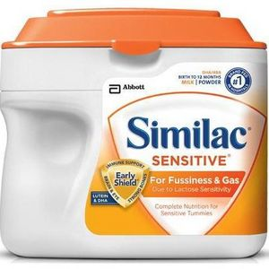 Similac for Fussiness & Gas Baby Formula