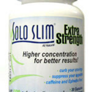 Solo Slim Extra Strength