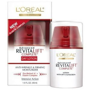 L'Oreal Advanced RevitaLift Complete Day Lotion SPF 15