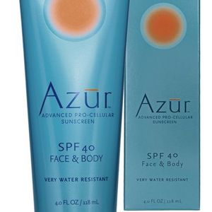 Azur Advanced Pro-Cellular Sunscreen