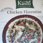 Kashi Chicken Florentine