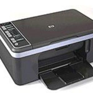 HP Deskjet -In-One Printer