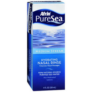 Afrin PureSea Medium Stream Hydrating Nasal Rinse