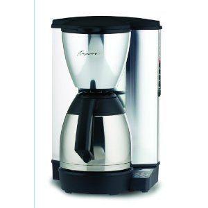 Capresso MT500 Plus Electronic Coffeemaker