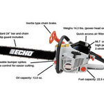 Echo CS-670-27 Chainsaw