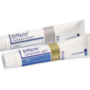 Differin Topical Acne Treatment Medication