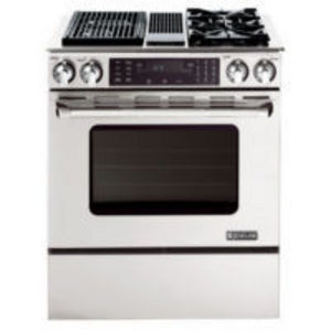 Jenn-Air JDS9865BDP Stainless Steel Dual Fuel (Electric and Gas) Range