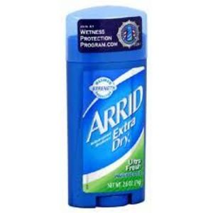 Arrid Extra Dry Invisible Solid - All Scents