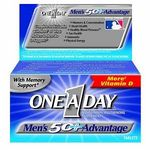 One A Day Men's 50+ Advantage