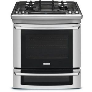 Electrolux Slide-In Dual Fuel Range
