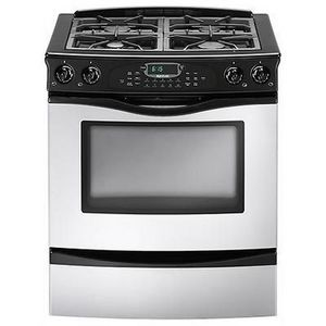 Jenn-Air Slide-In Gas Range