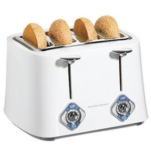 Hamilton Beach 4-Slice Bagel Toaster