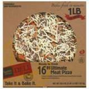 "Marketside (Walmart) 16"" Ultimate Meat Pizza"