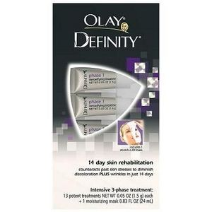 Olay Definity 14 Day Skin Rehabilitation