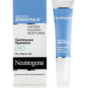 Neutrogena Ageless Essentials Continuous Hydration Eye Cream