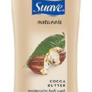 Suave Naturals Moisturizing Body Wash Cocoa Butter