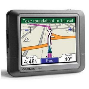 Garmin nuvi 250 250W Portable GPS Navigator
