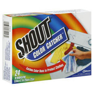 Shout Color Catcher Dye-Trapping Cloths