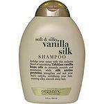 Organix Soft & Silky Vanilla Silk Shampoo