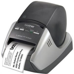 Brother Thermal Label Printer