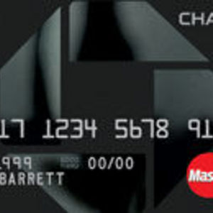 Chase - +1 Student Credit Card