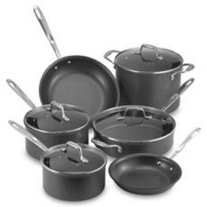 Emerilware Hard-Anodized Cookware