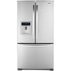 refrigerator elite delivery stainless cu dp bottom ft doors amazon freezer french door kenmore com