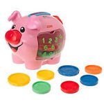 Fisher Price Laugh & Learn: Learning Piggy Bank