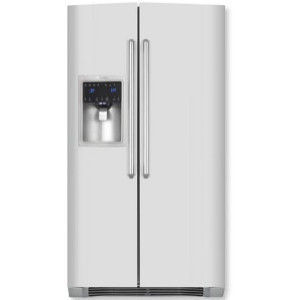 Electrolux EI23CS55GS Stainless Steel (22.5 cu. ft.) Side by Side Refrigerator