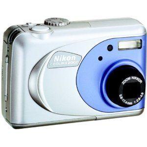 Nikon - Coolpix 2000 Digital Camera