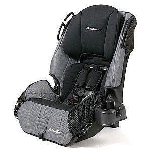 Ed Bauer Enspira Deluxe Convertible Car Seat
