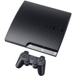 Sony PlayStation 3 Slim (160 GB) Game Console