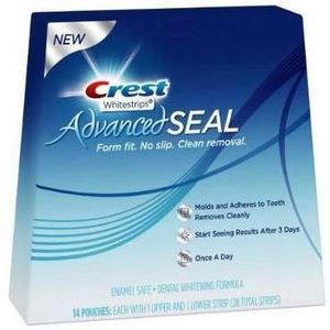 Crest Whitestrips Advanced Seal