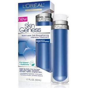 L'Oreal Skin Genesis Deep-Action Night Complex Intensive Treatment