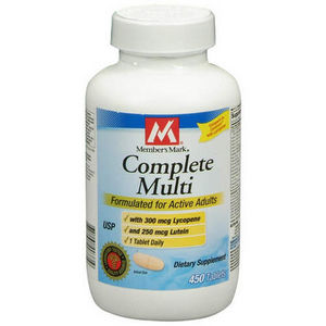 Members Mark Complete Multi Vitamin