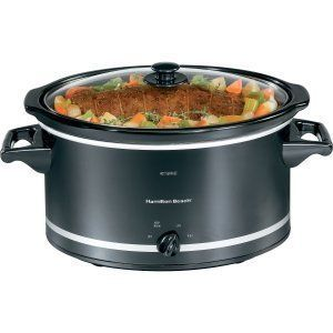 Hamilton Beach 8-Quart Slow Cooker