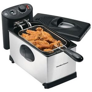 Hamilton Beach Large Capacity Deep Fryer