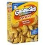 Gerber Graduates Banana Cookies