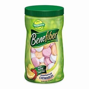 Benefiber Supplement, Sugarfree Chewables