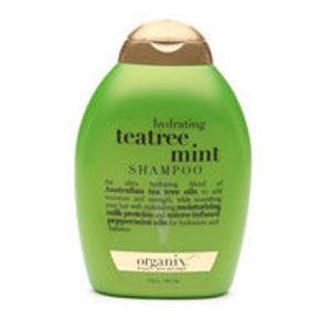 Organix Hydrating Teatree Mint Shampoo