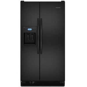 kitchenaid architect series ii side by side refrigerator