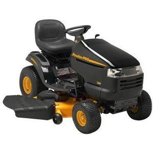 "Poulan Pro Series 42"" 17.5hp Lawn Tractor"