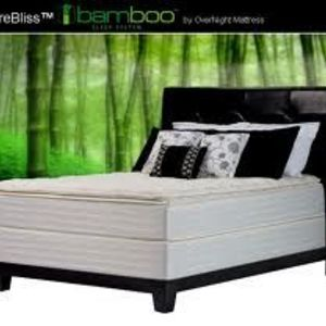 PureBliss Bamboo Memory Foam Mattress