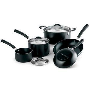 Tramontina 8-Piece Porcelain Enamel Non-Stick Cookware