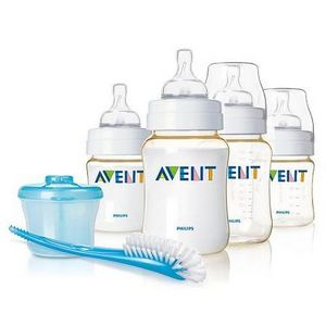Philips Avent BPA-Free Infant Starter Set