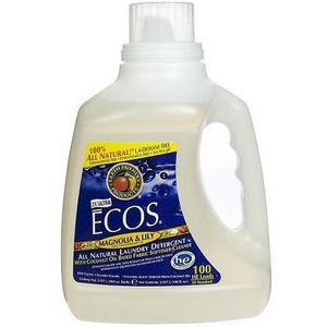 Earth Friendly Products Ecos Liquid Laundry Detergent, Magnolia & Lilies