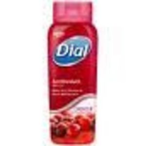 Dial AntiOxidant Body Wash with Cranberry & AntiOxidant Pearls